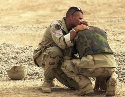 PTSD Battle